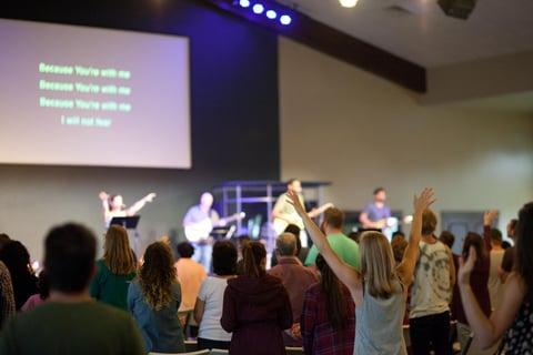 Campus phase music worship