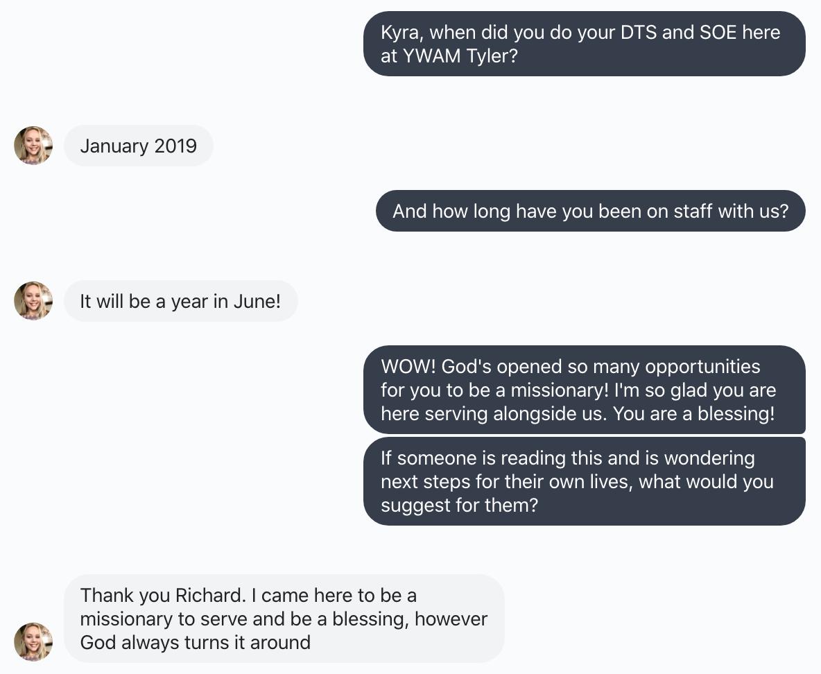 Kyra and Fish part 5