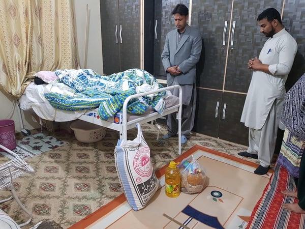 SOLI hospital bed