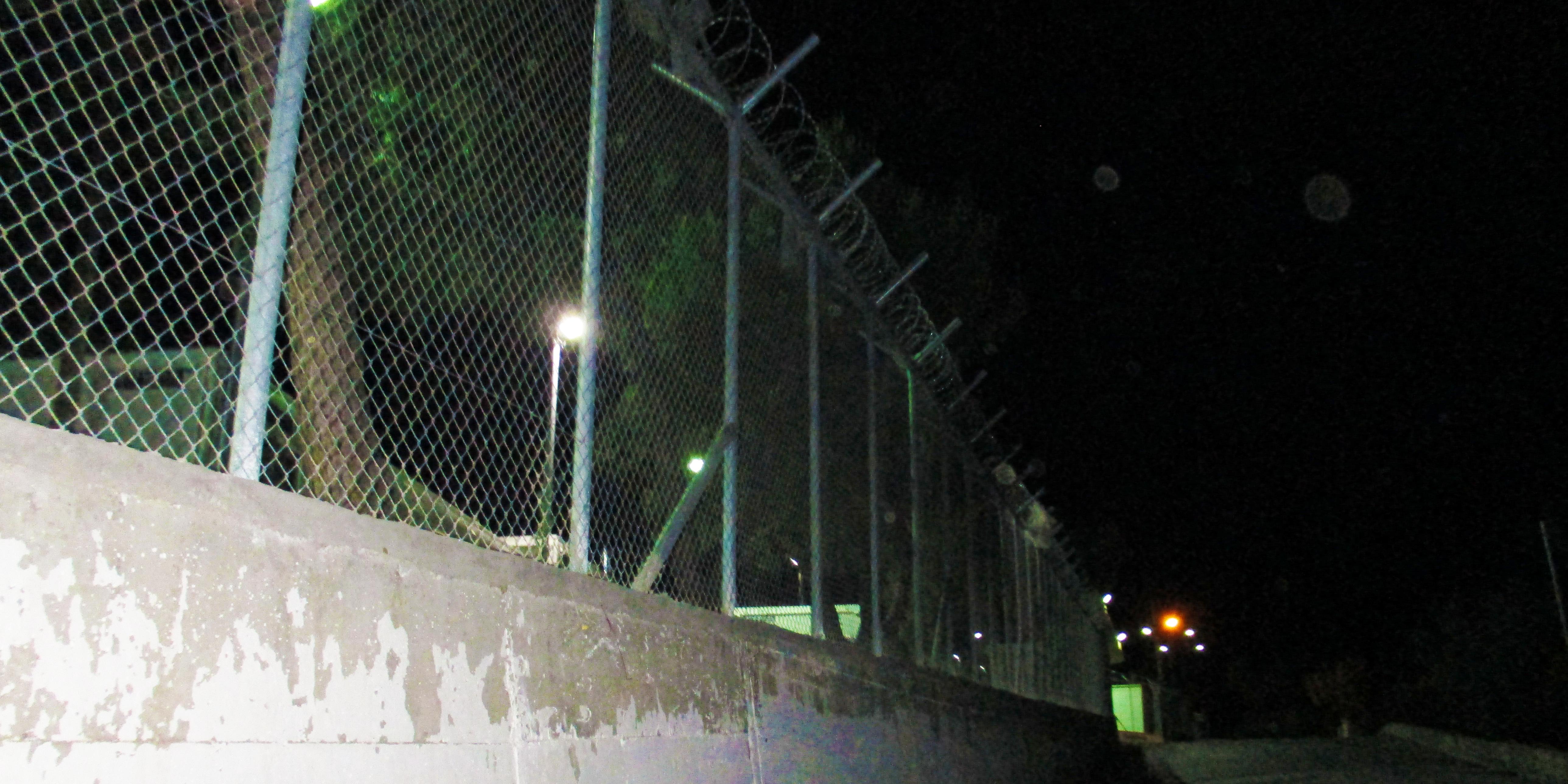 Refugee Camp Moria Lesbos, Greece
