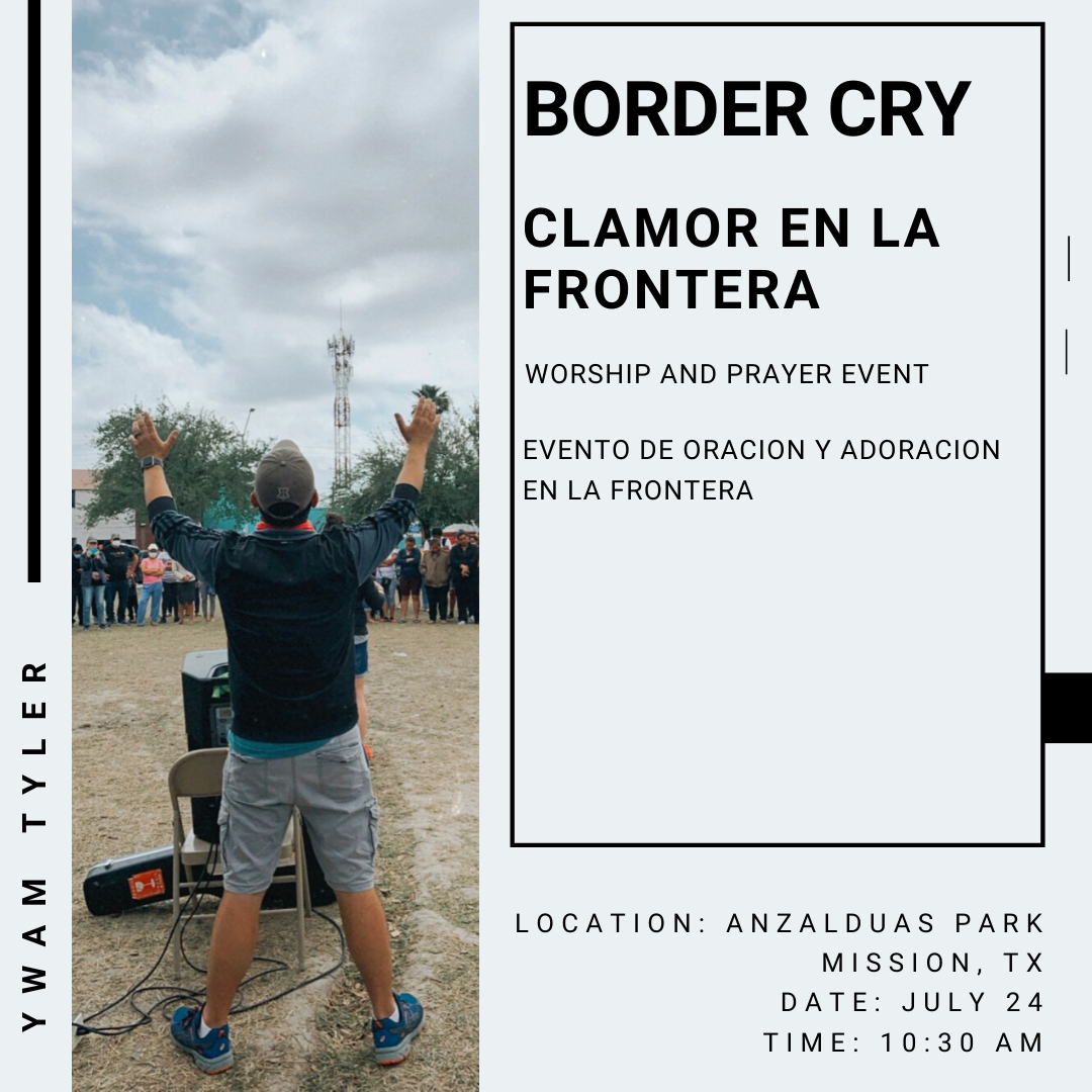 border cry event
