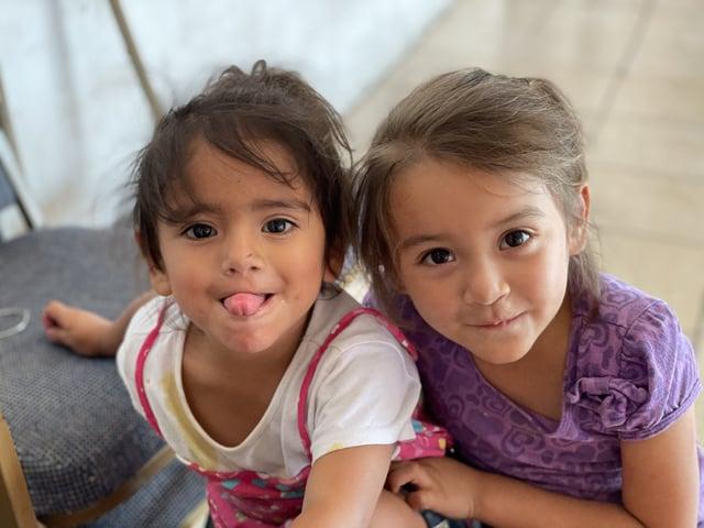 ywam tyler hope border two little girls