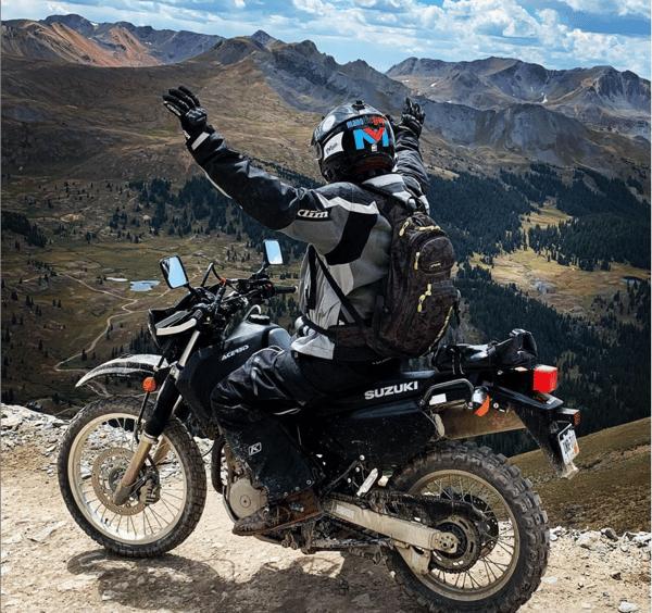 ywam tyler matthew nacas motovision outreach missionary bike mountain motocycle