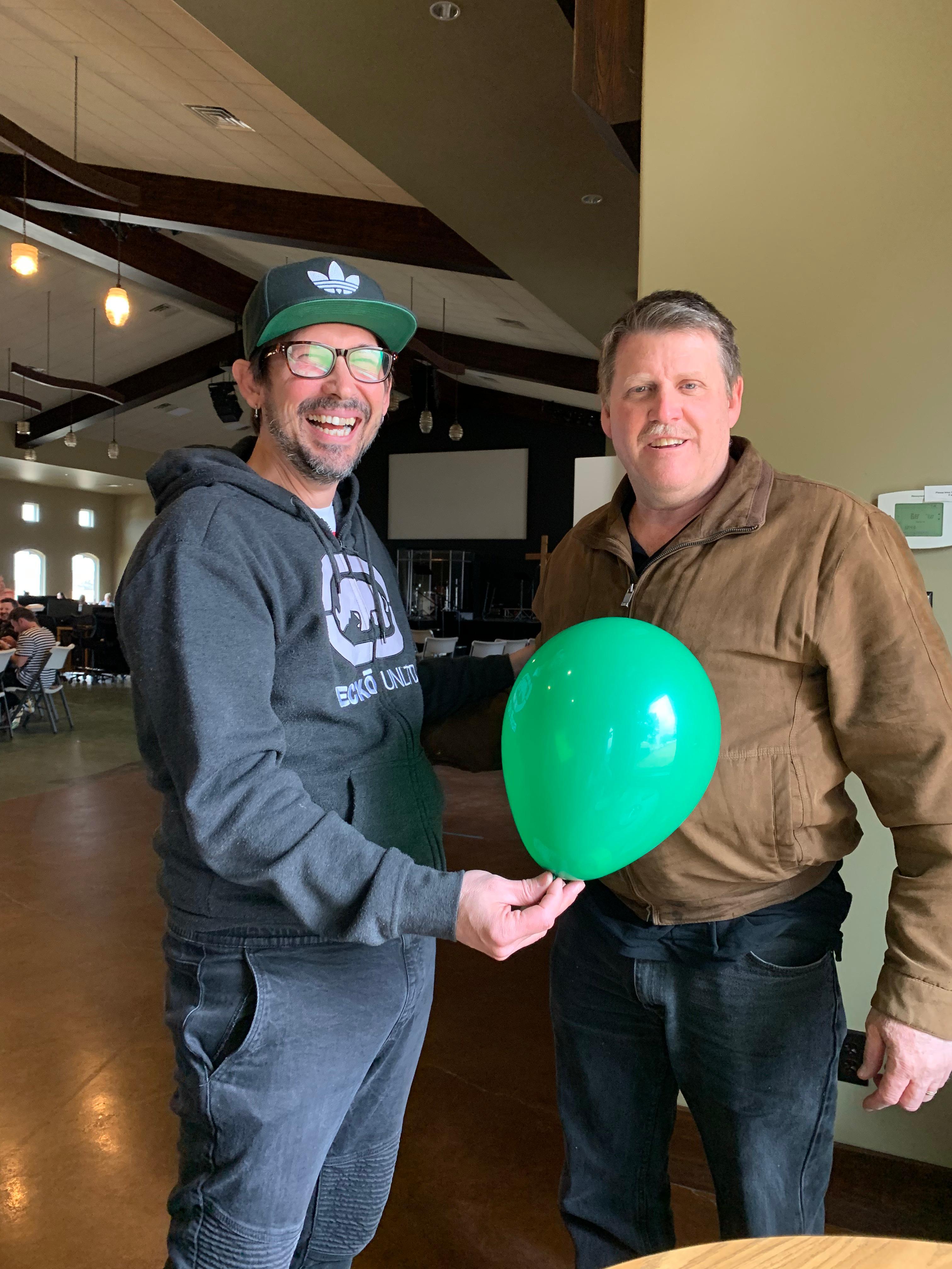 ywam tyler missionary training richard ron balloon