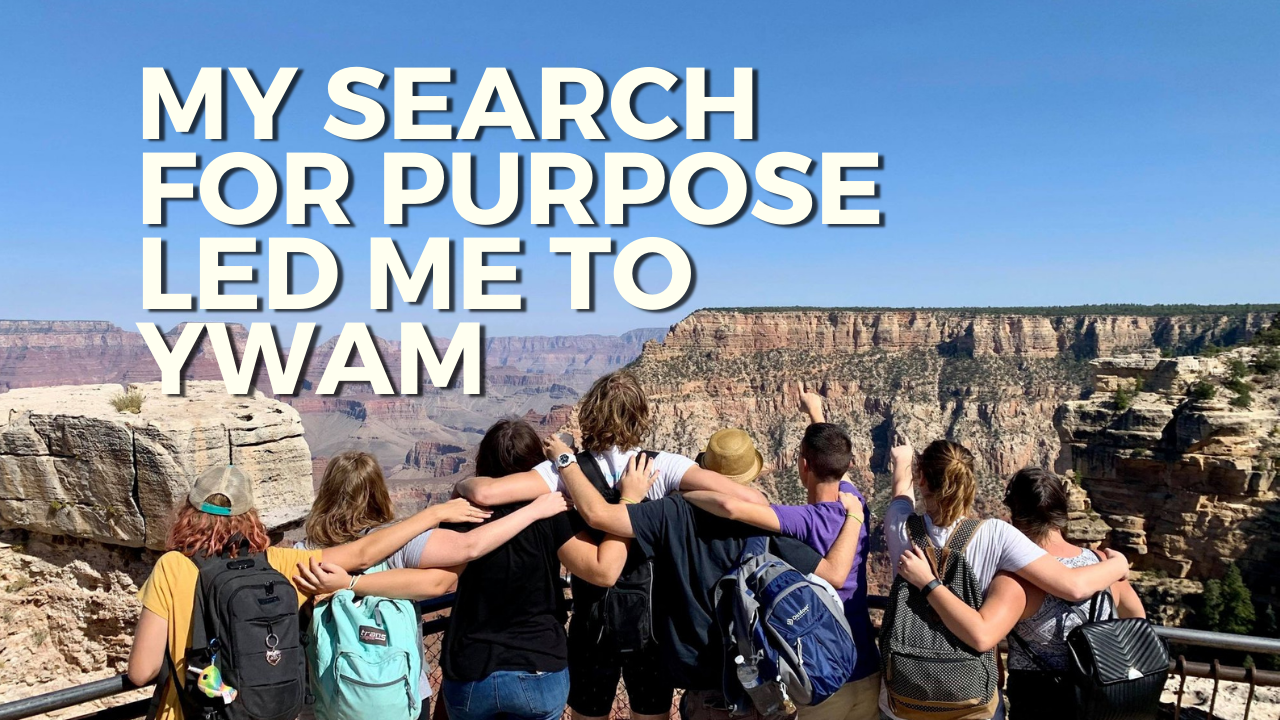 ywam tyler search for purpose ywam outreach students hugging view